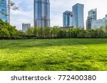cityscape and skyline of... | Shutterstock . vector #772400380