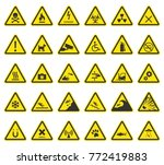 Hazard Warning Signs  Caution...