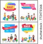 sale low price special discount ... | Shutterstock .eps vector #772473166