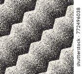 abstract noisy textured... | Shutterstock .eps vector #772496038