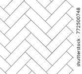 simple outline parquet pattern. ... | Shutterstock .eps vector #772500748