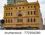 adelaide  australia   november... | Shutterstock . vector #772506280