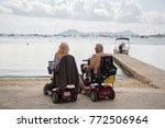 majorca  spain  europe  ... | Shutterstock . vector #772506964