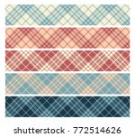 abstract color vector banners | Shutterstock .eps vector #772514626