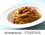 Pasta Bolognese Meat Sauce...
