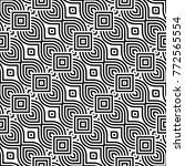 design seamless monochrome... | Shutterstock .eps vector #772565554