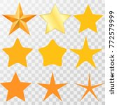 star   vector icon star icon... | Shutterstock .eps vector #772579999