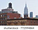 new york city  usa   aug. 26 ... | Shutterstock . vector #772594864