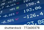 state economics revival ... | Shutterstock . vector #772600378