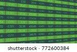 statistics data for analytical... | Shutterstock . vector #772600384