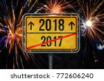 2017 2018 fireworks new year's