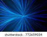 abstract speed lines background.... | Shutterstock .eps vector #772659034