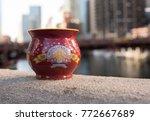 chicago  illinois   november 24 ... | Shutterstock . vector #772667689
