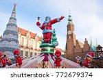Wroclaw  Poland   December 10 ...