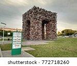 perm  russia  june 2017. the... | Shutterstock . vector #772718260