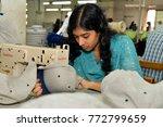 dhaka  bangladesh   december 26 ...   Shutterstock . vector #772799659