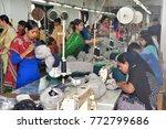 dhaka  bangladesh   december 26 ...   Shutterstock . vector #772799686