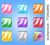 candy button glossy jelly...