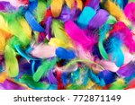 background texture of brightly... | Shutterstock . vector #772871149