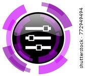 slider pink violet modern...