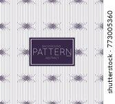 abstract geometric vector...   Shutterstock .eps vector #773005360