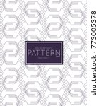 abstract geometric vector...   Shutterstock .eps vector #773005378