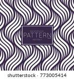 abstract geometric vector...   Shutterstock .eps vector #773005414