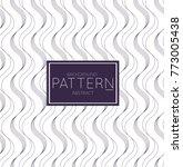 abstract geometric vector...   Shutterstock .eps vector #773005438