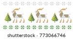new year pattern.  christmas...   Shutterstock .eps vector #773066746