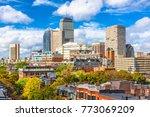 Boston  Massachusetts  Usa Cit...
