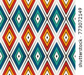 african style seamless surface... | Shutterstock .eps vector #773072149