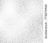 organic grunge halftone... | Shutterstock . vector #773074960