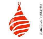 merry christmas object | Shutterstock .eps vector #773143930