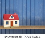 home model  | Shutterstock . vector #773146318