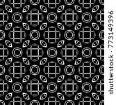 abstract seamless pattern of... | Shutterstock .eps vector #773149396
