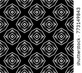 abstract seamless pattern of... | Shutterstock .eps vector #773149843