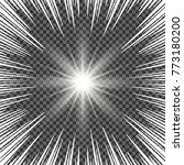 vector comics speed concept....   Shutterstock .eps vector #773180200