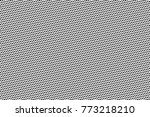 abstract futuristic halftone... | Shutterstock .eps vector #773218210