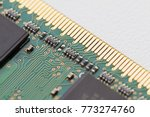 A Part Of Computer Ram Memory...