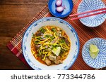 Khao Soi   Traditional Thai...
