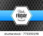 black friday design element...   Shutterstock .eps vector #773350198