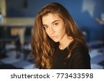 horizontal picture of beautiful ... | Shutterstock . vector #773433598