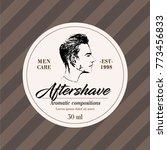 elegant designer labels  means...   Shutterstock .eps vector #773456833