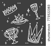 my kingdom  little king and...   Shutterstock .eps vector #773522383