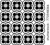regularly repeating geometrical ... | Shutterstock .eps vector #773548366