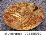 Old Rusty Sundial