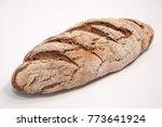 close up of a fresh baked... | Shutterstock . vector #773641924