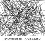 asymmetrical texture with... | Shutterstock .eps vector #773663350