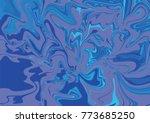 beautiful natural water surreal ...   Shutterstock .eps vector #773685250