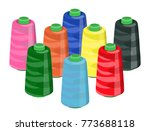 vector image of a collection of ... | Shutterstock .eps vector #773688118